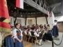 Böhmische beim Kirchtag in Gais